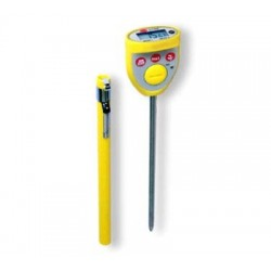 COOPER ATKINS - WATERPROOF TEST THERMOMETER W/ DIGITAL DISPLAY