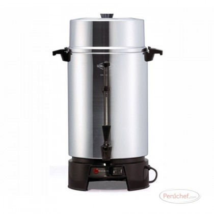 HERVIDOR/CAFETERA COMERCIAL DE 100 TAZAS(14.8LT)