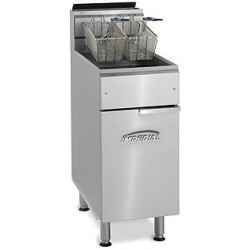 IMPERIAL - IFS-40 - COMMERCIAL GAS FRYER 40 LB.